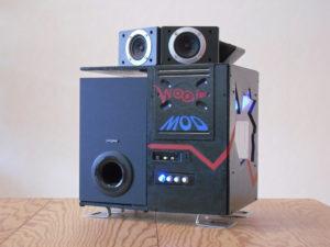 Woofer Mod - Holz Casemod PC - Subwoofer