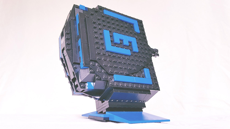LM v4 - Lego Mod - Raspberry Pi
